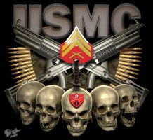 USMC by darthhell