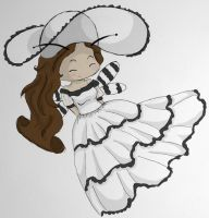 A Southern Belle by mirabilis