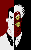 Two-Face by payno0