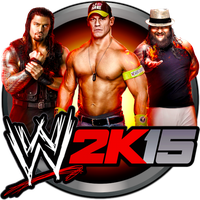 WWE 2K15 by POOTERMAN