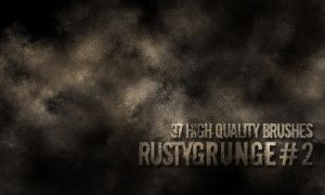 Rusty grunge 2 by Mavido