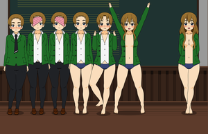 Olympic idol Collab With HP Part 1 (TG) by fetishgirl0602