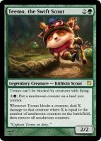 Teemo, the Swift Scout by Lurker5