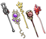 Staves 3 by KupoGames