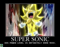 Super Saiyan Sonic by NeumanProductions