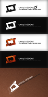 Logo 6 -  uniQsDesigns v2 by uniQsDesigns