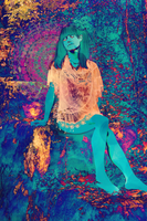 Psychedelic Visions by Ayula