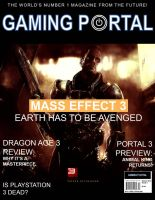 Mass Effect 3 Gaming Portal by Ltflak