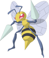 Beedrill by Porygon2z