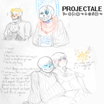 .: Projectale sketches :. by Kimmys-Voodoo