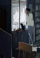 Snowstorm by PascalCampion