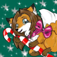 Christmas Icon by sporkyd00m