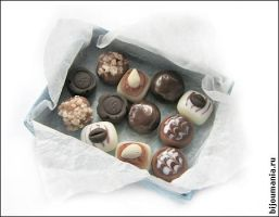 Box of the French sweets 1 by allim-lip
