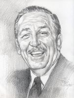 UNCLE WALT by AbdonJRomero
