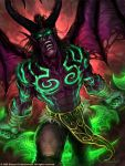 Illidan by Arsenal21