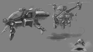 Just some random ships by bartzis