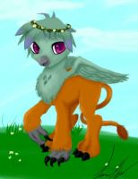 Griffin Request by MyPerfectBlasphemy