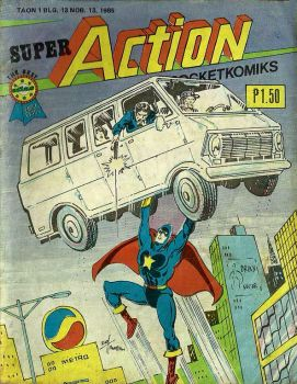 Super Action #13 by PhilippineComics