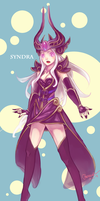 Request: Syndra by rozemira