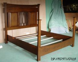 Lone Star  bed angle 2 by DryadStudios