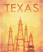 Texas Poster 2 by surlana