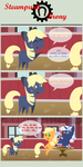 Embarrassing Moment [FR] by Steampunk-Brony