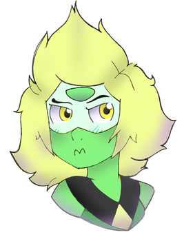 Peridot by Sugared-Almond