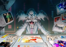 Dr. Wily Teaser by MatiasSoto