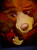 Brother Bear by naisy