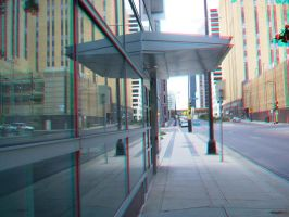 3rd Avenue South Minneapolis3D by LittleBigDave