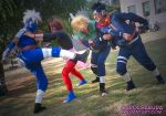 Kakashi Gaiden Cosplay - Stop Fighting Boys by CarolSakura