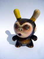 Monkey Dunny by bryancollins