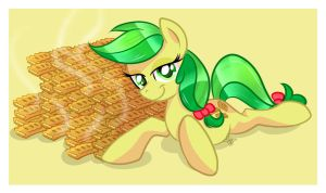 Apple Fritter by xWhiteDreamsx