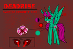 Deadrise - Color Guide (Elements of Insanity) by LaserSunStudio