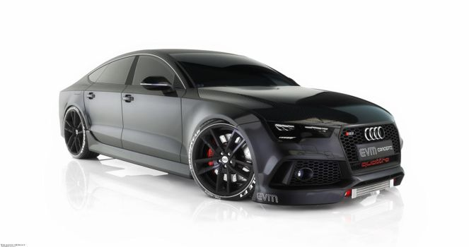 Audi RS7 EVM Conceptz (Version 2) by TRANSC3DENT