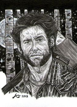 The Wolverine by adamreese2006