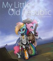 comm: My Little Old Republic by derpiihooves