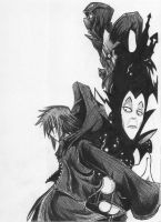 KH Darkness Chronicles by kaizer33226