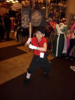 AFest '11 - RED Scout by TEi-Has-Pants
