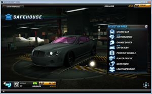 NFS World Bentley Continental SS by Appletart-Longshot