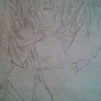 Yes its yuki and Kaname off of vampire knight by SamuXchan