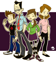 The Arnold Family by spiers84