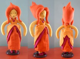Flame Princess by nezcabob