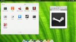 Steam elementary OS icon by Pincolpallo