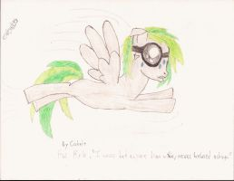 OC Request for AviBrony by CobaltBrony