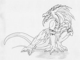 Xeno Demon for ZOC by Scatha-the-Worm