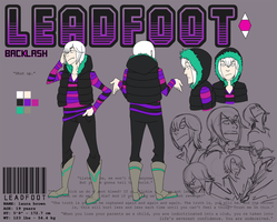 LEADFOOT REFERENCE UNLOCKED by Contramonster