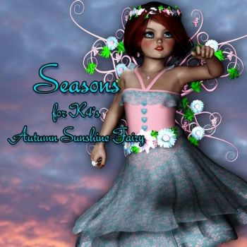 Seasons of Sunshine for Autumn Fairy (exclusive) by FantasiesRealmMarket