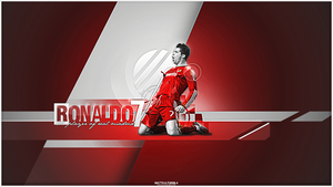 Cristiano Ronaldo Wallpaper by mattH27
