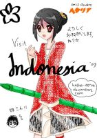 Indonesia by Kallua-Zeruk